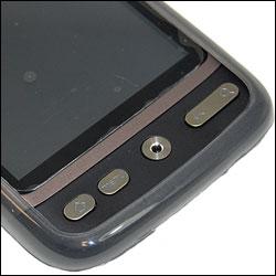 FlexiShield Skin For The HTC Desire - Black