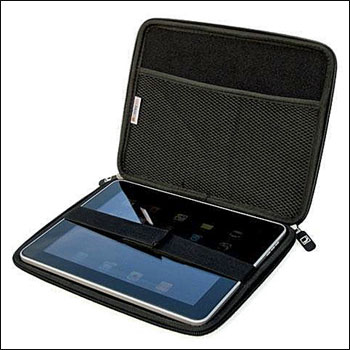 Housse iPad 4 / 3 / 2 Cool Bananas BulletProof Hardcover - Noire