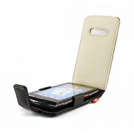 Proporta Sony Ericsson Xperia X10 Alu-Leather Case