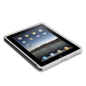 Case-Mate Apple iPad Tough Case - Black/Cool grey