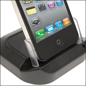Apple iPhone 4 USB Desktop Sync & Charge Cradle