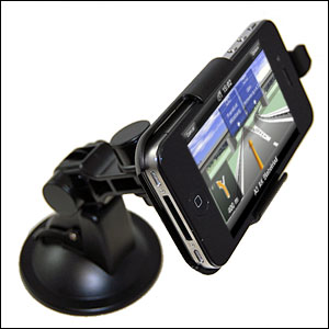 Car Pack For The iPhone 4