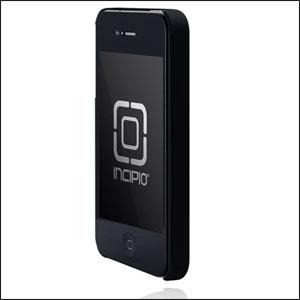 Incipio Feather Case For iPhone 4S / 4 - Matte Black