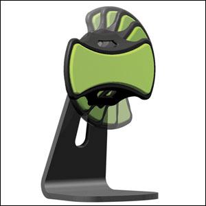 Stand Podium Universel Clingo de bureau pour téléphone pivotant
