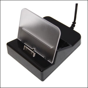 Apple iPhone 4S / 4 USB Desktop Cradle