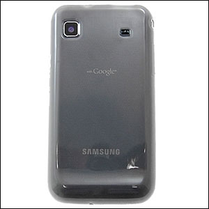 Advanced FlexiShield Skin For The Samsung Galaxy S - Black
