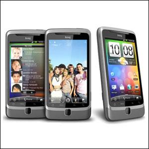 Sim Free HTC Desire Z