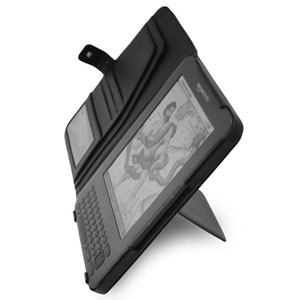 Noreve Tradition A Leather Case for Amazon Kindle - Black