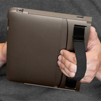 Brenthaven 5-in-1 iPad Case - Bronze