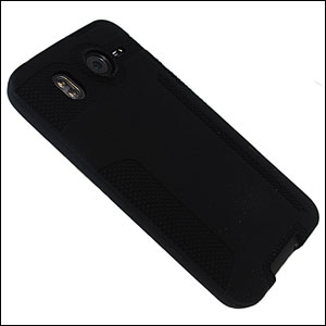 Exspect HTC Desire HD Silicone Case - Black
