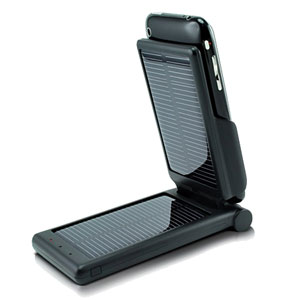 Dexim P-Flip Foldable Solar Power Dock - iPhone 3G/3GS/4