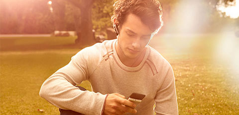 Sony Ericsson VH110 Bluetooth Headset