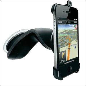 Navigon iPhone 4 Car Holder with Charger