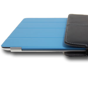 Pro-Tec Executive iPad 2 Smart Cover Compatible Leather Case - Black