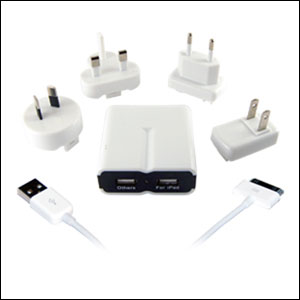 World iPad Charging Kit