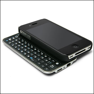 BoxWave Keyboard Case For The iPhone 4