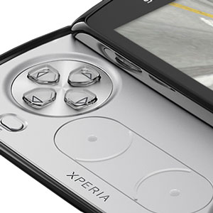Sony Ericsson Xperia Play Controls