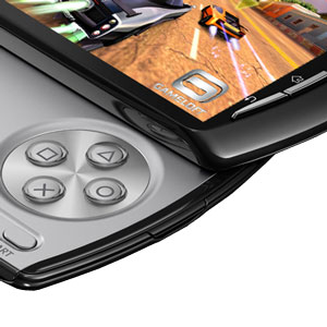 Sony Ericsson Xperia Play Buttons