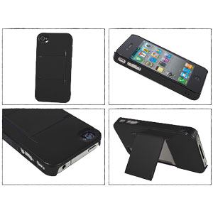 Micro SIM Adapter and Stand Case for iPhone 4