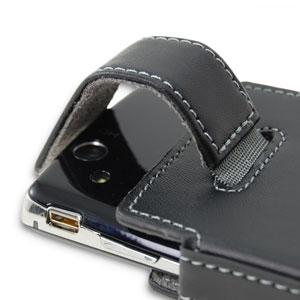 Sony Ericsson SMA 7113 Pull Cord Pouch Case for XPERIA Arc - Black