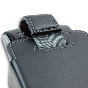 Sony Ericsson SMA 7110 Pull Cord Pouch Case for XPERIA Play - Black/Grey