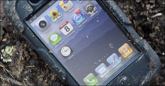 Griffin Survivor Case For iPhone 4 - Black