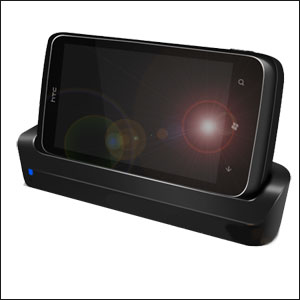 HTC Trophy Desktop Sync And Charge Cradle