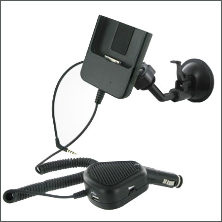 iPhone 4 Car Mount With Hands Free