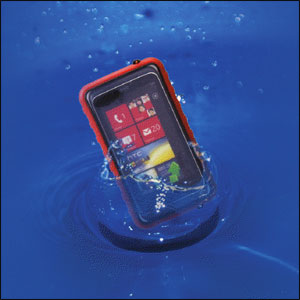 Krusell SEaLABox Waterproof Case - Medium