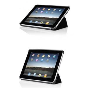 Housse iPad 2 Marware MicroShell Folio - Argentée