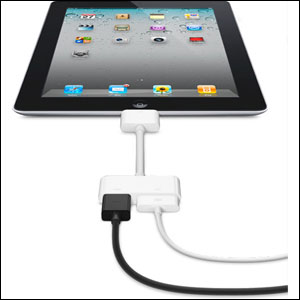 Apple Digital AV Adapter For iPad 2