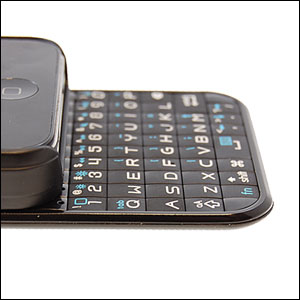VertiKey Keyboard Case For iPhone 4