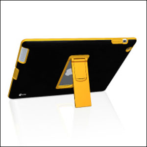 Coque iPad2 Macally DeskStand2 horizontale