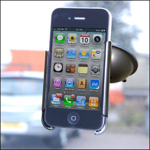 GripMount Case Compatible Car Pack - iPhone 4
