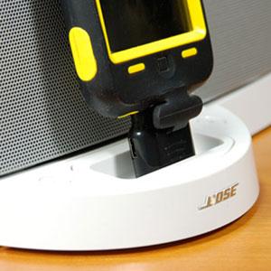 CableJive dockStubz Micro Dock Extender for iPhone / iPad / iPod