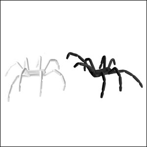 Spider Podium Universal Tablet Desk Stand - Black