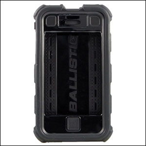 Go Ballistic Case For iPhone 4 - Black