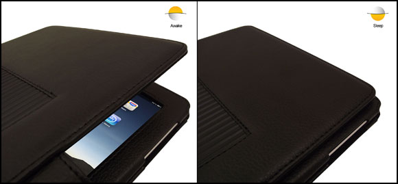 SD Tabletware Advanced iPad 2 Case - Black
