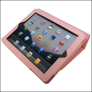 SD TabletWear Stand and Type iPad 2 Case - Pink