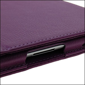 SD TabletWear Stand and Type iPad 2 Case - Purple