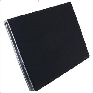 SD TabletWear LuxFolio iPad 2 Case - Black