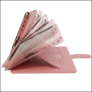 SD TabletWear Advanced iPad 2 Case - Pink