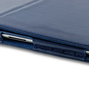 SD TabletWear Stand and Type iPad 2 Case - Blue