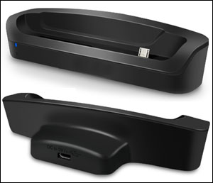 HTC Incredible S Desktop Sync And Charge Cradle