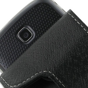 PDair Leather Flip Case For Samsung Galaxy Mini S5570