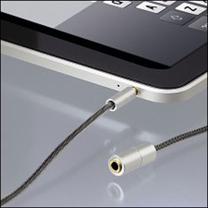 Hama 3.5mm Jack Extension Cable