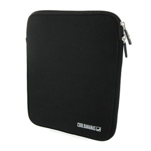 Cool Bananas ShockProof Pouch for iPad 3 / iPad 2 - Midnight