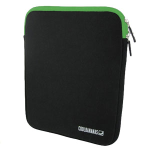 Cool Bananas ShockProof Pouch for iPad 3 / iPad 2 - Apple