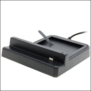 Dual Desk Dock for HTC Incredible S