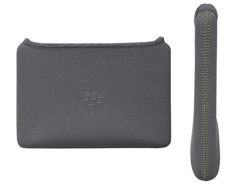 Official BlackBerry PlayBook Neoprene Sleeve - Grey
